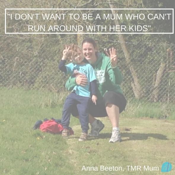 Anna Beeton, TMR Mum
