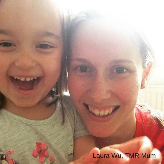 Laura Wu, TMR Mum