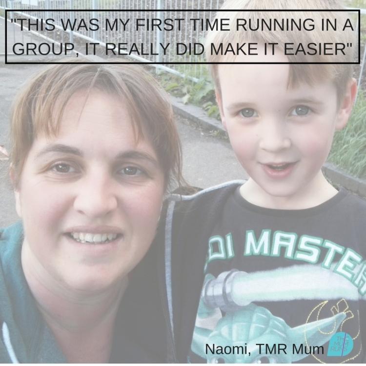 Naomi, TMR Mum