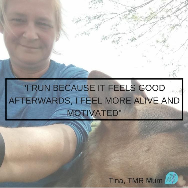 Tina, TMR Mum
