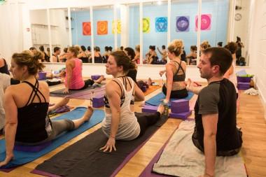 yoga furie